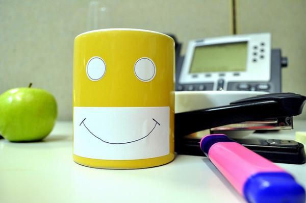 ۵ نکته کلیدی برای شاد بودن در محل کار