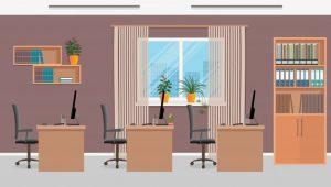 طراحی میزهای محیط کار