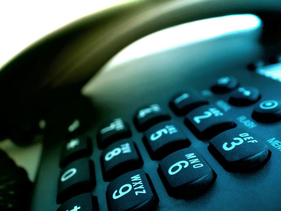 تلفن ثابت تهران
