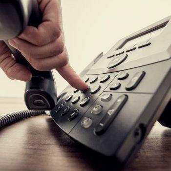 راه اندازی سیستم تلفن گویا