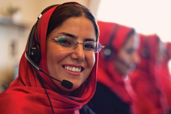 راه اندازی مرکز تماس «دفتر شما»