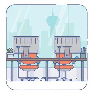 با دفتر کار مجازی شما میتوانید بدون نیاز به پرداخت هزینه اجاره بها، حقوق پرسنل و هزینههای جاری یک دفتر کار در شهری مثل تهران، کسب و کار خود را راه اندازی کنید