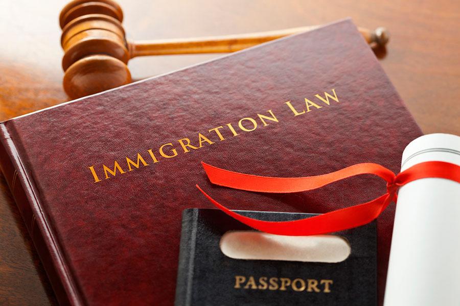 وکلای مهاجرتی