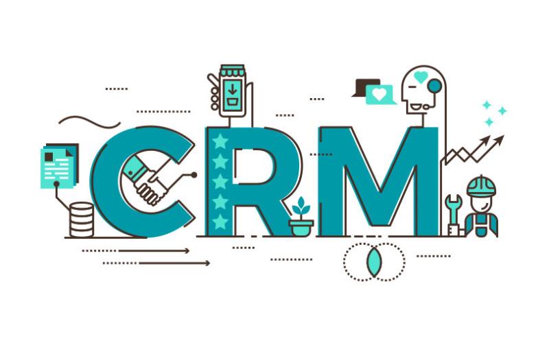عرضه کنندگان راهکارهای CRM