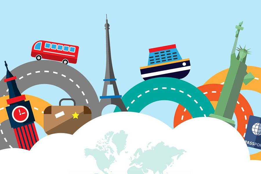 آژانس های مسافرتی