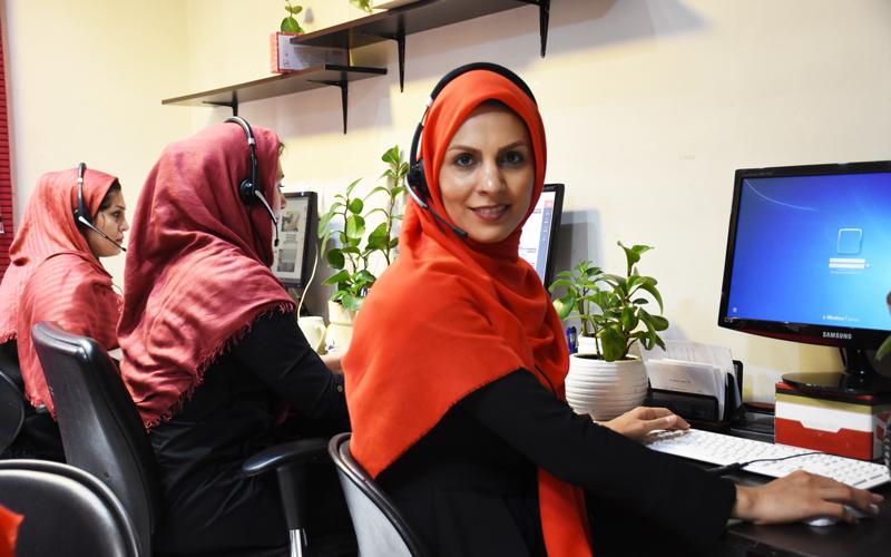 مرکز تماس برای NGO ها