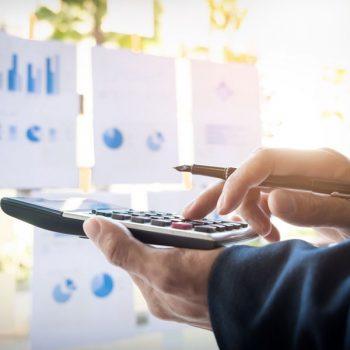 کاهش هزینه کسب و کارها ماشین حساب