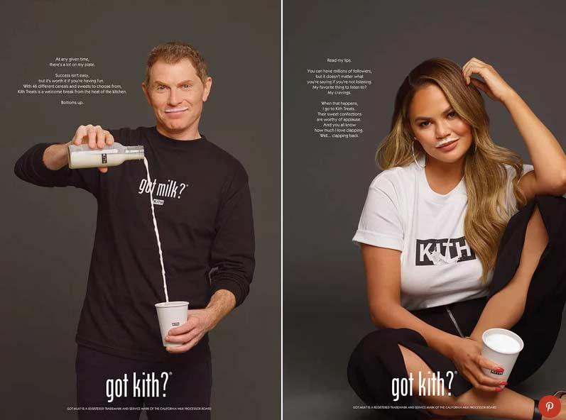 شعار تبلیغاتی got milk