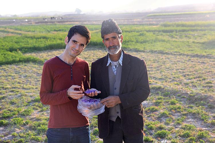 کشمون؛ خرید مستقیم از کشاورز