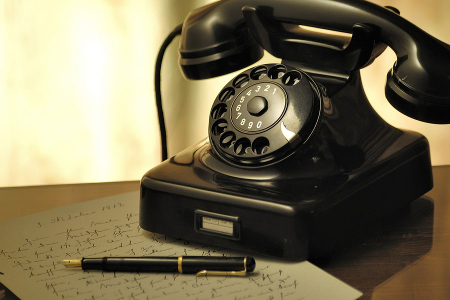 تلفن بدون سیم کشی