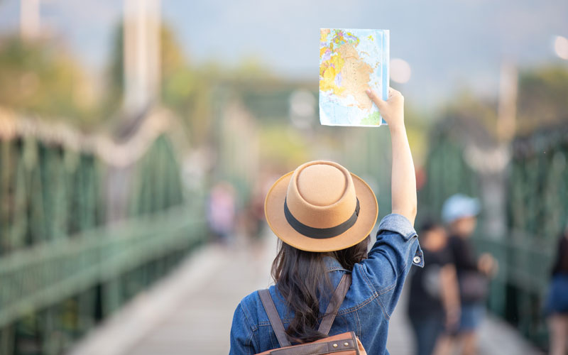مسافرت کوتاه در تعطیلات بلند