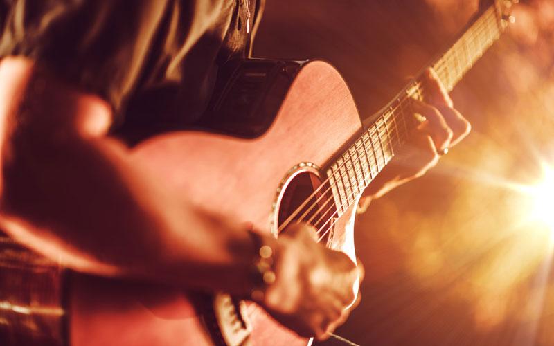 آموزش گیتار لامینور