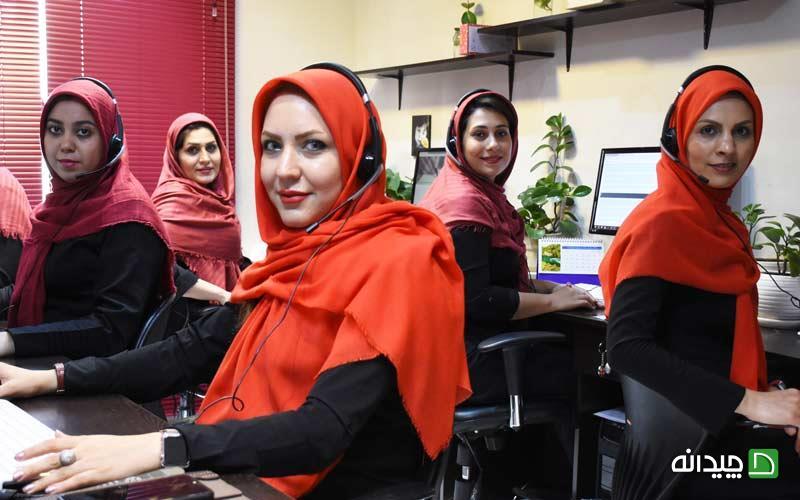 امکانات دفتر مجازی